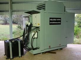 Diesel Hydraulic Power Pack - picture0' - Click to enlarge