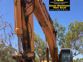Hyundai 50ton Excavator, 3 buckets, rebuilt engine. EMUS NQ - picture11' - Click to enlarge