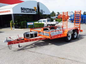 Plant Trailer Heavy Duty 4.5 TON Deluxe color ATTPT - picture0' - Click to enlarge