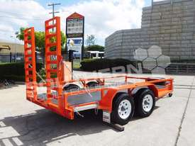 Plant Trailer Heavy Duty 4.5 TON Deluxe color ATTPT - picture1' - Click to enlarge