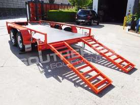 Plant Trailer Heavy Duty 4.5 TON Deluxe color ATTPT - picture4' - Click to enlarge