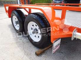 Plant Trailer Heavy Duty 4.5 TON Deluxe color ATTPT - picture11' - Click to enlarge
