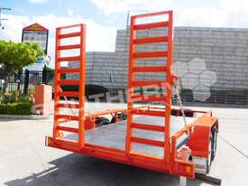 Plant Trailer Heavy Duty 4.5 TON Deluxe color ATTPT - picture13' - Click to enlarge