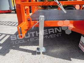 Plant Trailer Heavy Duty 4.5 TON Deluxe color ATTPT - picture16' - Click to enlarge