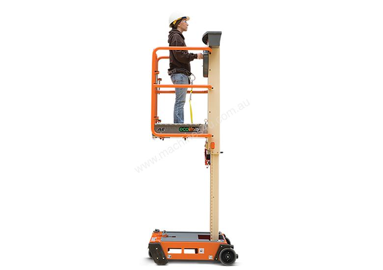 New JLG Eco Lift 50 Non - Powered Vertical Lift
