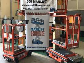 New JLG Eco Lift 50 Non - Powered Vertical Lift - picture8' - Click to enlarge