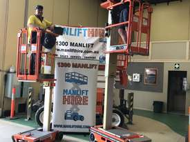 New JLG Eco Lift 50 Non - Powered Vertical Lift - picture9' - Click to enlarge