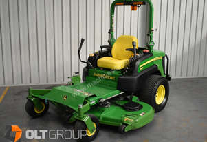 John Deere Zero Turn Mower 31hp Diesel 72 Inch Side Discharge Low Hours