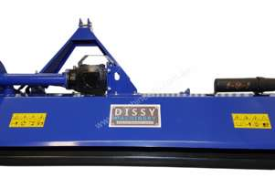 5FT 1500MM TRACTOR FLAIL MOWER SLASHER/MULCHER HYDRAULIC SIDE SHIFT 3PL