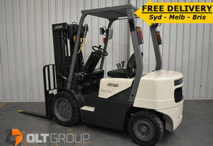 Crown CD25S-3 2.5 Tonne Diesel Forklift Container Mast 4th Hydraulic Valve