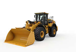 CATERPILLAR 972M WHEEL LOADERS