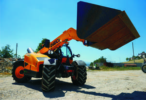 Dieci Agri Plus 40.7 - 4T / 7.0 Reach Telehandler - HIRE NOW!
