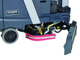 Nilfisk SC6000 910C Ride On Scrubber Dryer (Cylindrical) - picture1' - Click to enlarge