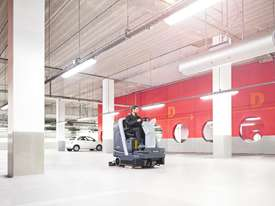 Nilfisk SC6000 910C Ride On Scrubber Dryer (Cylindrical) - picture7' - Click to enlarge