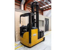 1.6T Battery Electric Sit Down Reach Truck - picture3' - Click to enlarge