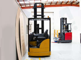 1.6T Battery Electric Sit Down Reach Truck - picture4' - Click to enlarge
