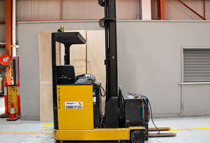 1.6T Battery Electric Sit Down Reach Truck