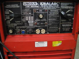 USED LINCOLN IDEALARC 250/250 with Foot Control - picture3' - Click to enlarge
