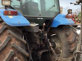 New Holland TS115 FWA 4WD Tractor