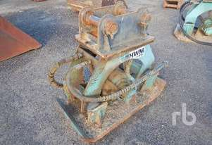 PNUEVIBE CP200 Excavator Plate Compactor