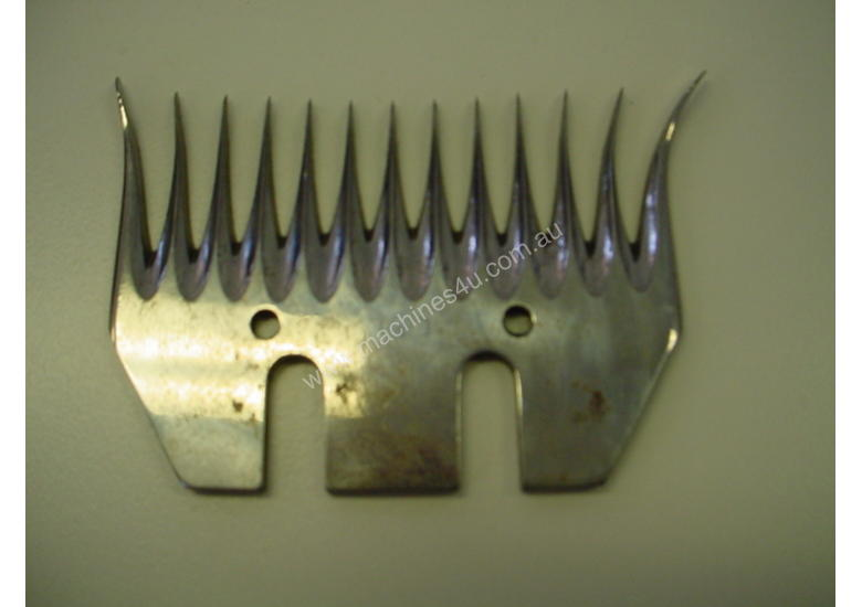 Sheering Combs & Cutters