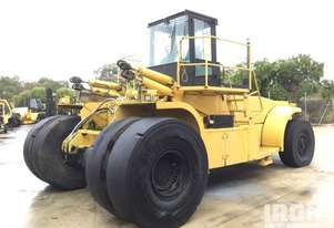2001 Hyster H40.00E-16CH Pneumatic Tyre Forklift