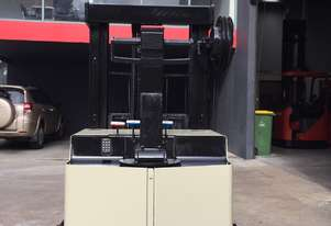 Crown 30WRTL102 Heavy Duty Walkie Reach Forklift Fully Refurbished & Repainted (Container Entry)