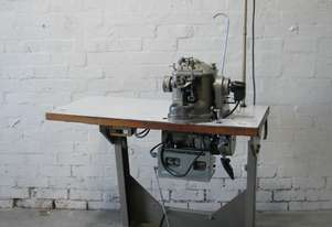 Heavy Duty Leather Fur Overseaming Sewing Machine