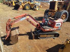 2002 IHI Nana 7J Excavator *CONDITIONS APPLY* - picture0' - Click to enlarge