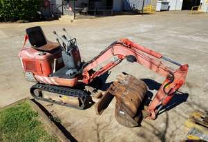 2002 IHI Nana 7J Excavator *CONDITIONS APPLY*