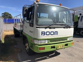 2000 HINO FD2J WITH 1995 STEELCO TRAVEL TOWER - picture0' - Click to enlarge