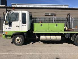 2000 HINO FD2J WITH 1995 STEELCO TRAVEL TOWER - picture2' - Click to enlarge