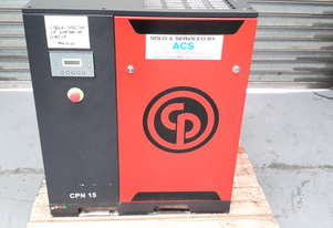 Chicago Pneumatic Rotary Screw Air Compressor