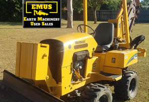2008 Vermeer RT450 Trencher, under 500hrs.  MS546