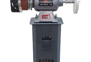 Industrial Linisher & Buffing Machine