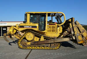 Caterpillar D6R-3 Std Tracked-Dozer Dozer