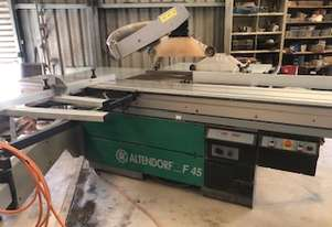 Altendorf F45 Panel Saw 3.8m 1994