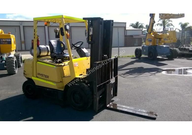 Used 2.5T Hyster LPG Forklift