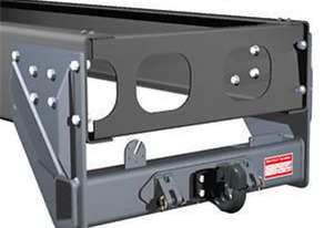 Tow bar to suit Pintle Hook Medium to 15,000kg Medium Truck Trailer Tow Bar