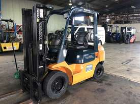 2.5T LPG Container Entry Forklift - picture1' - Click to enlarge