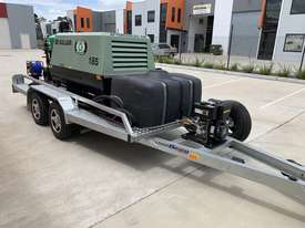 Dustless Blaster Dual Axle Mobile unit - picture1' - Click to enlarge