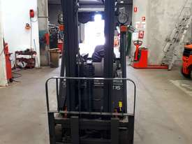 Used Forklift:  E16C Genuine Preowned Linde 1.6t - picture1' - Click to enlarge