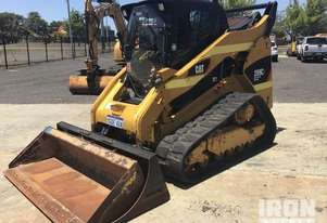 2012 Cat 289C2 Compact Track Loader
