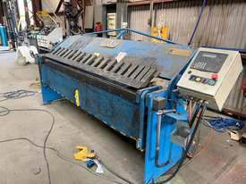 Available End Jan - Aussie Made 2500mm x 4mm NC Programmable Panbrake Folder - picture0' - Click to enlarge