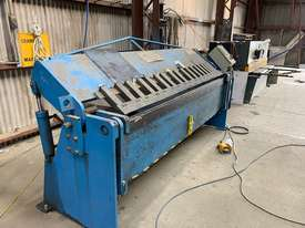 Available End Jan - Aussie Made 2500mm x 4mm NC Programmable Panbrake Folder - picture1' - Click to enlarge