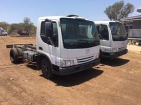 MAZDA T4600 Cab chassis - picture0' - Click to enlarge