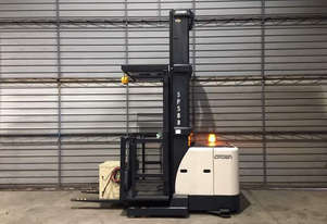 Crown SP3500 Stock Picker Forklift