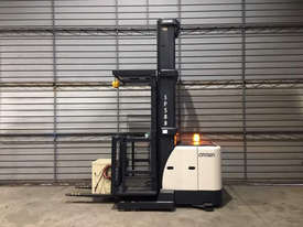 Crown SP3500 Stock Picker Forklift - picture0' - Click to enlarge
