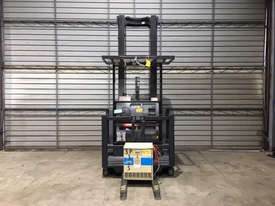 Crown SP3500 Stock Picker Forklift - picture1' - Click to enlarge
