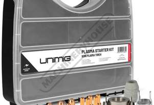 UMSK45 SC80 Plasma Torch Consumable Pack Suits SC80 Plasma Torch Includes Cutting Tips, Electroeds,